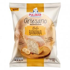 Bolo de Banana/Canela Artesano Pullman 280g