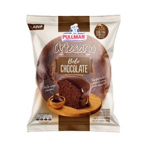 Bolo de Chocolate Artesano Pullman 310g