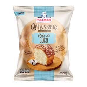 Bolo de Coco Artesano Pullman 280g