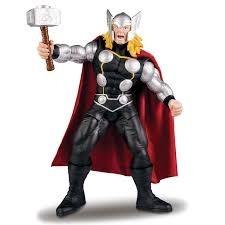 Boneco Avengers 12 polegadas Thor Hasbro