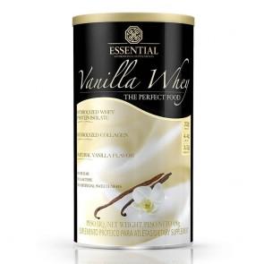 Suplemento Essential Vanilla Whey 450g