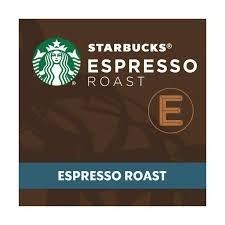 Café Starbucks Espresso Rost
