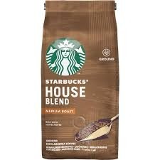 Café Starbucks House Blend Medium Rost 250g