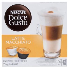 Dolce Gusto Latte Machiato Nestle  c/16 Cápsulas