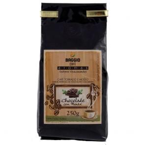 Café Chocolate com Menta Baggio 250g
