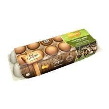 Ovos Caipira c/12 Nutriovos