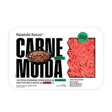 Carne Moida Vegano Plant Based Fazenda Futuro 270g