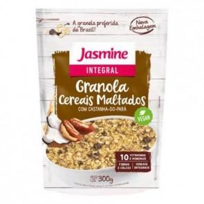 Granola Integral Cereais Maltados com Castanha do Pará Jasmine 300g