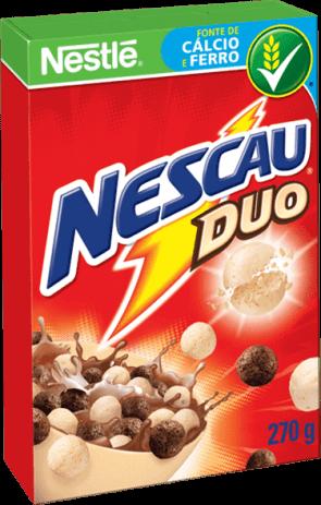 Cereal Nestlé Nescau Duo 270g