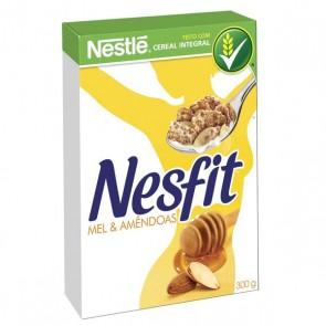 Cereal Nestle Nesfit Mel e Amendoas 300g