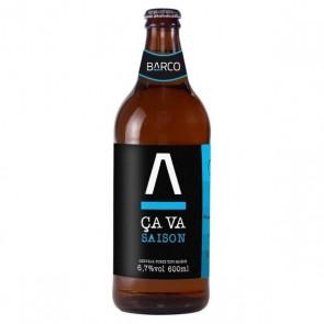 Cerveja Barco Ça Va Saison 600mL
