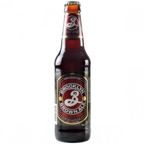 Cerveja Brooklyn Brown Ale 355ml