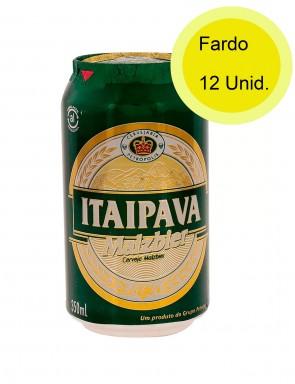 Cerveja Itaipava Malzbier Pack 12x350 ml