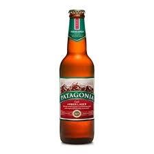Cerveja Patagônia Amber Lager 355ml