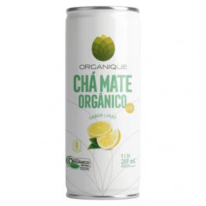 Chá Matte Limão Zero Organique 269ml