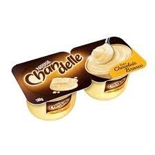 Chandelle Chocolate Branco Nestlé 180g