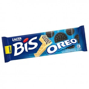 Chocolate Bis Oreo Lacta 100,8g