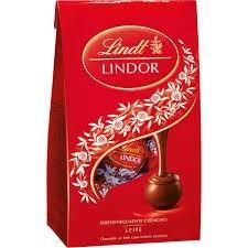Chocolate Lindt  Lindor 137g