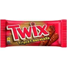 Chocolate Mars Twix Triplo chocolate 80g