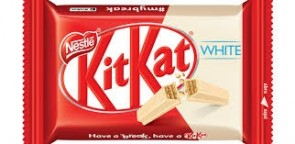 Chocolate Nestle Kit Kat Branco 41,5g