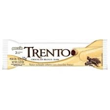 Chocolate Trento Branco/Dark 32g