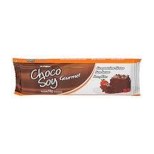Chocolate em Barra para Cobertura Gourmet Chocosoy 500g