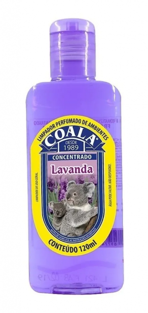 Desinfetante Concentrado Lavanda Coala 140ml