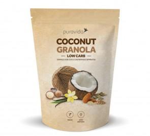 Granola Puravida Coconut Low Carb 250g