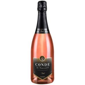 Espumante Conde de Foucauld Brut Rose 750ml