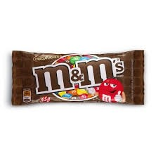 Confeito M&M's Chocolate 45g