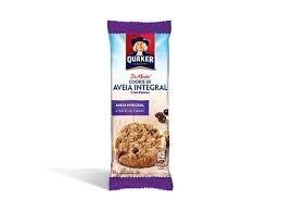 Cookies Aveia integral com Passas Quaker 40g