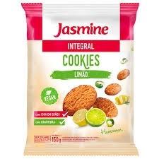 Cookies Integral Limão Jasmine 150g