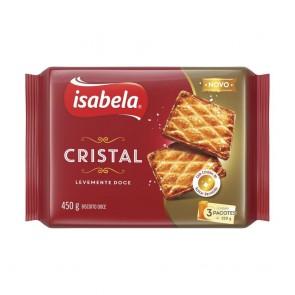 Biscoito Cristal Isabela 450g