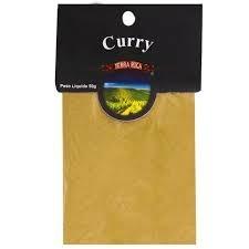 Curry Terra Rica 50g