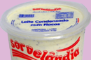 Sorvete Flocos c/ Leite Condensado Sorvelândia 1L