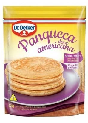 Mistura p/ panqueca Doce Americana Dr. Oetker 220g