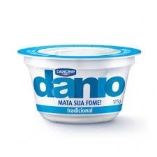 Iogurte Danone Danio 10g de Proteína Tradicional 125g