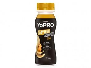 Iogurte Danone Yopro 24g High Protein Cookies Caramel Zero Lactose 250g