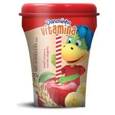 Iogurte Danoninho Vitamina Ban/Mac 130g