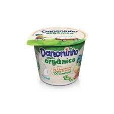 Iogurte Danoninho Orgânico 90g