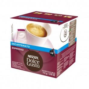 Café Dolce Gusto Espresso Decafeinato Nestle  c/16 Cápsulas