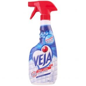 Limpador Tira Limo Cloro Ativo Spray Veja 500ml