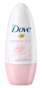 Desodorante Feminino Roll-on Powder Soft  Dove 50ml