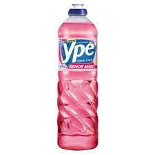 Detergente Líquido Ypê Clear Care