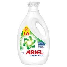 Detergente Líquido Lava Roupas Concentrado Ariel 2L