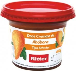 Doce de Fruta Abóbora Ritter 400g