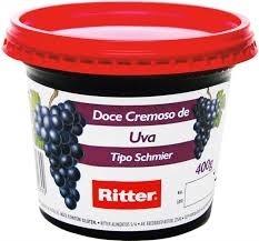Doce de Fruta Uva Ritter 400g