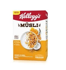 Cereal Musli Coco/Mel Kellogg's 270g