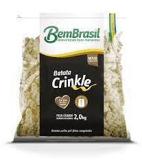 Batata Crinkle Bem Brasil 2kg
