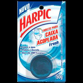 Pastilha Sanitária Harpic para Caixa Acoplada Marine 50g